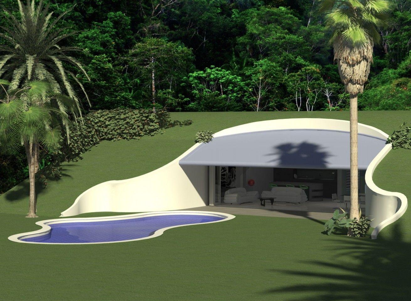 Subterranean Home Plans Hillside Greenhouse Plans Box Culvert House Underground Homes Greenhouse Plans Underground Homes Diy Greenhouse