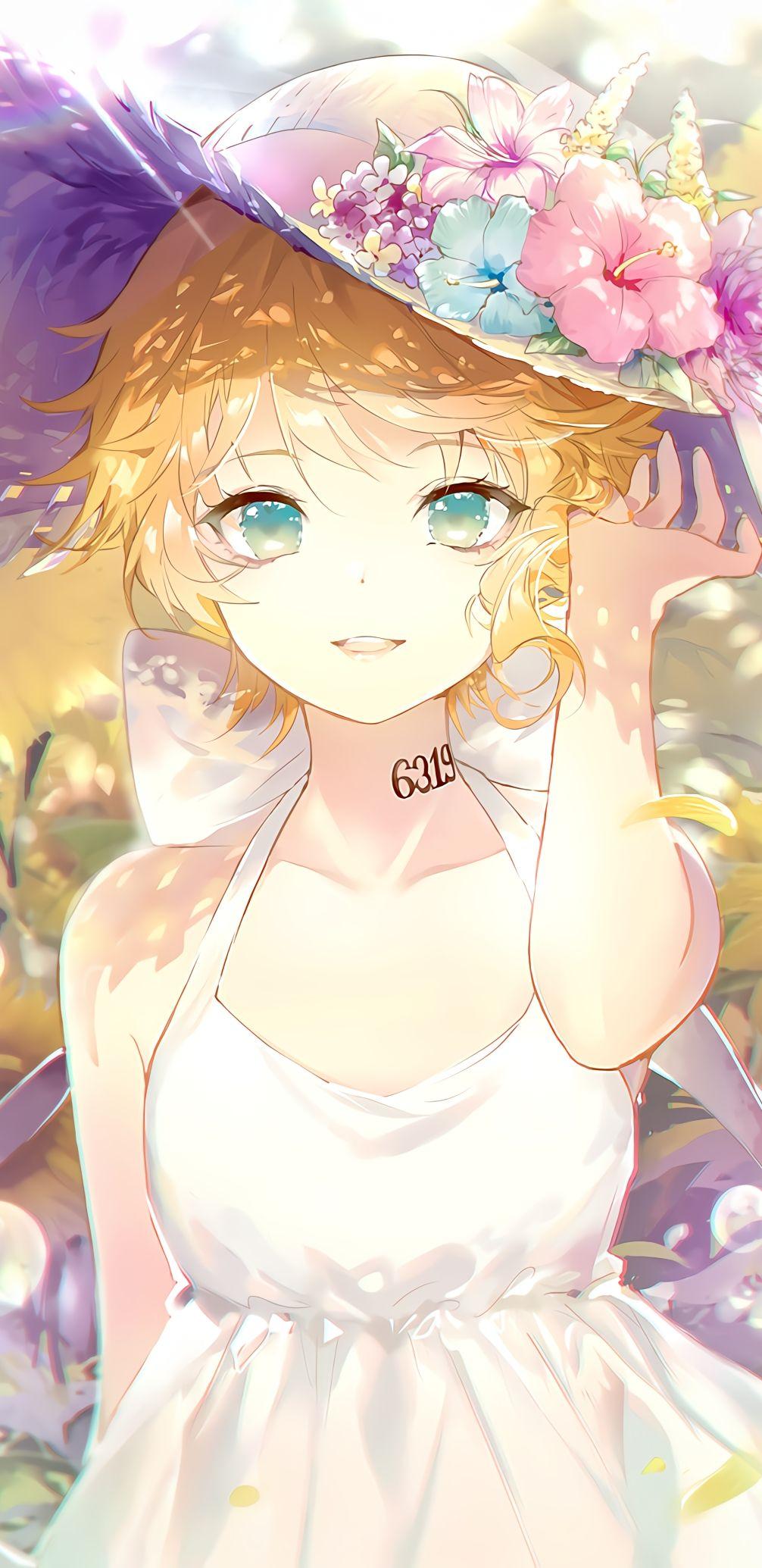 Emma [The Promised Neverland] (1006x2069) en 2020 Dessin