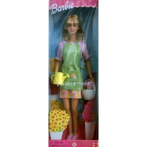 Flower Shop Barbie #28884