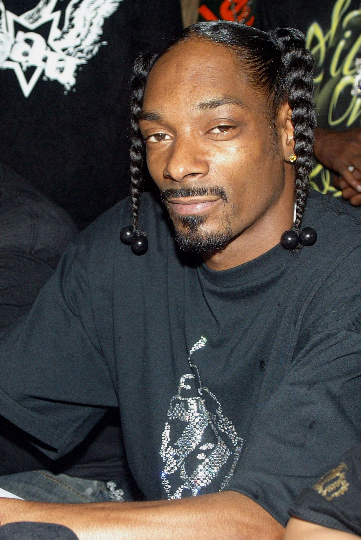 Celebrity Men Their Perms Long Hair Styles Men Snoop Dogg Relaxed Hair