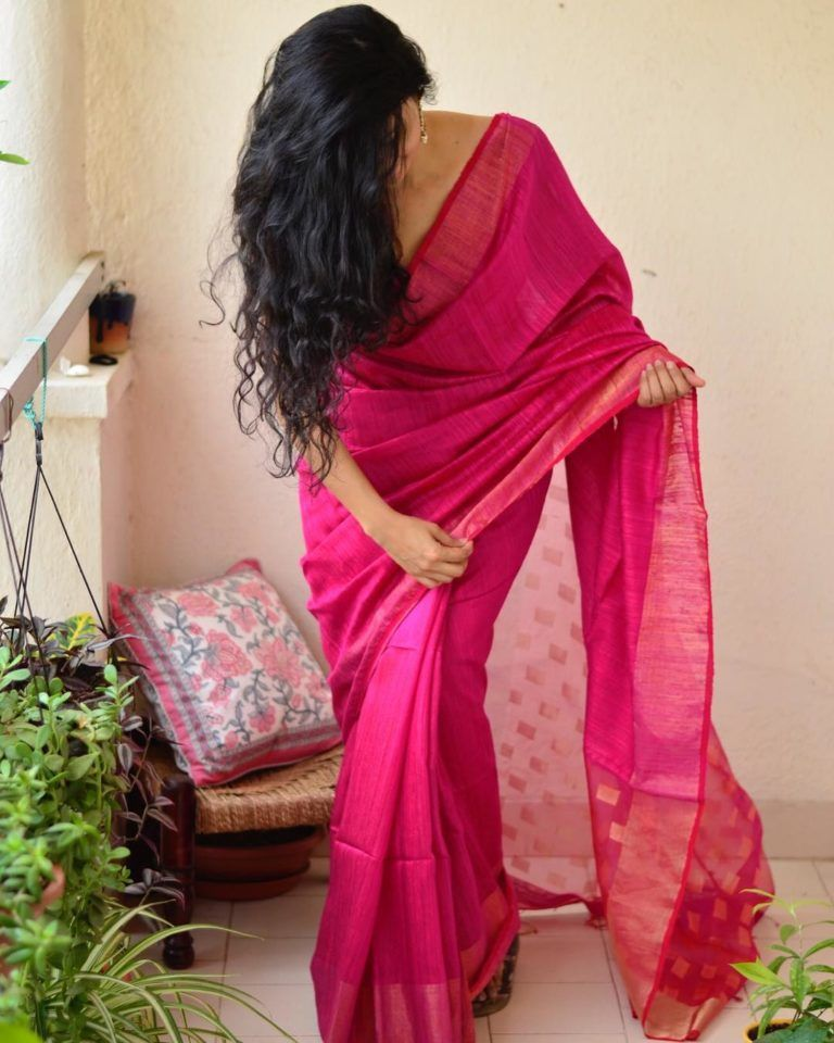 This Brands Sarees Will Earn You Compliments This Summer