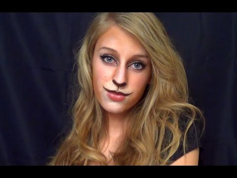 Cowardly Lion Makeup Tutorial~Oz Series! - YouTube | Misc stuff ...