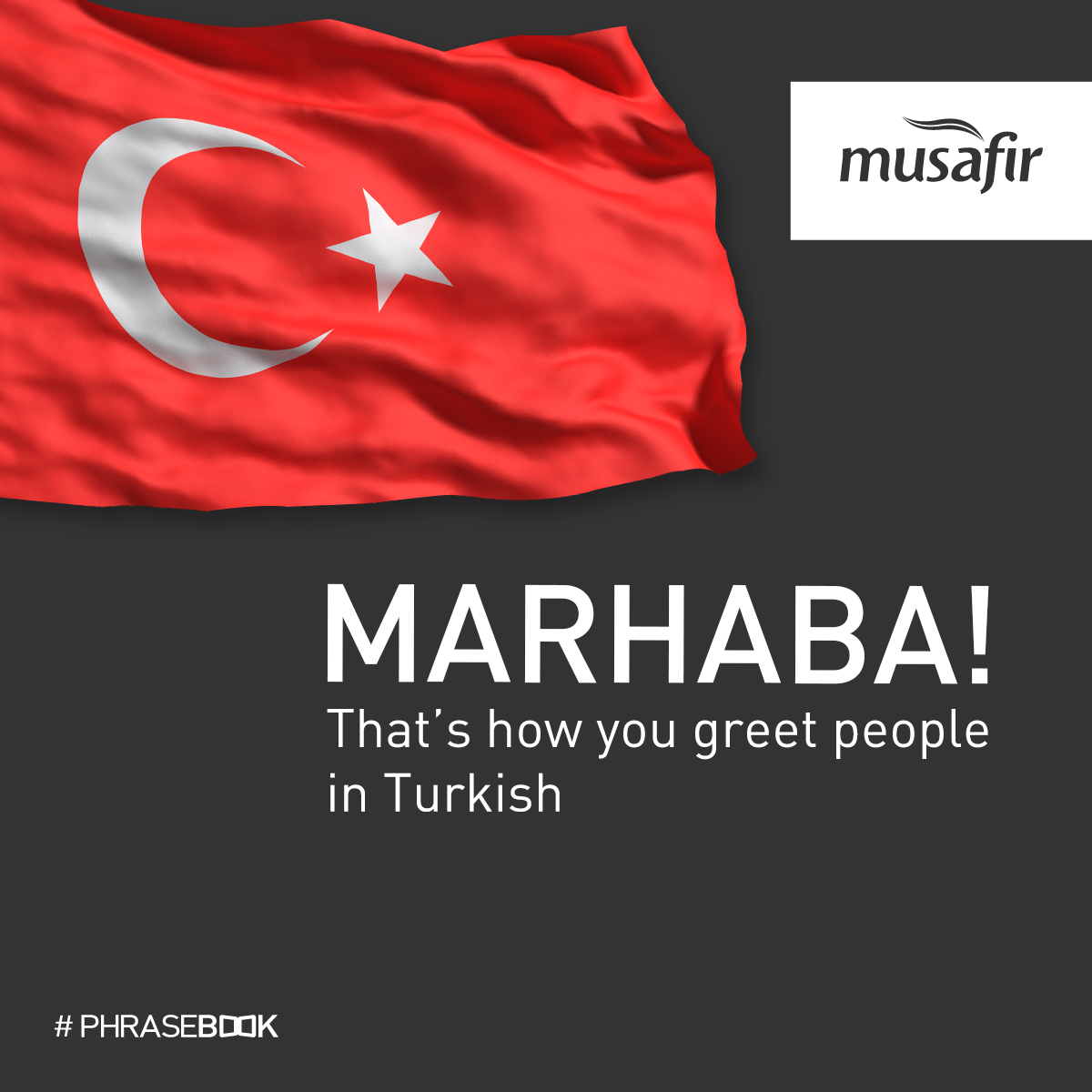 We Had Fun Greeting People In Turkish All Day Why Dont You Try It