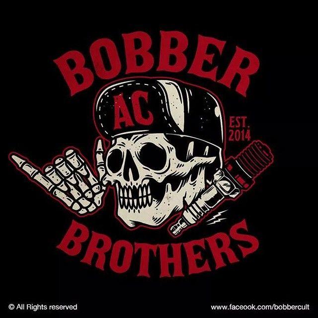 """275 curtidas, 6 comentários - Bobber Cult (@bobbercult) no Instagram: """"The @bobberbrothers have a new logo. #bobbercult"""""""