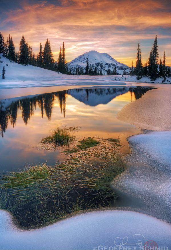 Changing Seasons, Chinook Pass