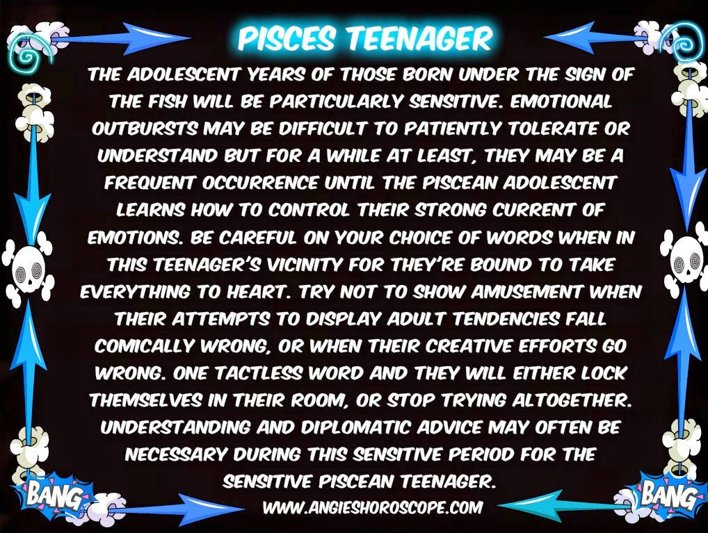 daily teenage horoscope
