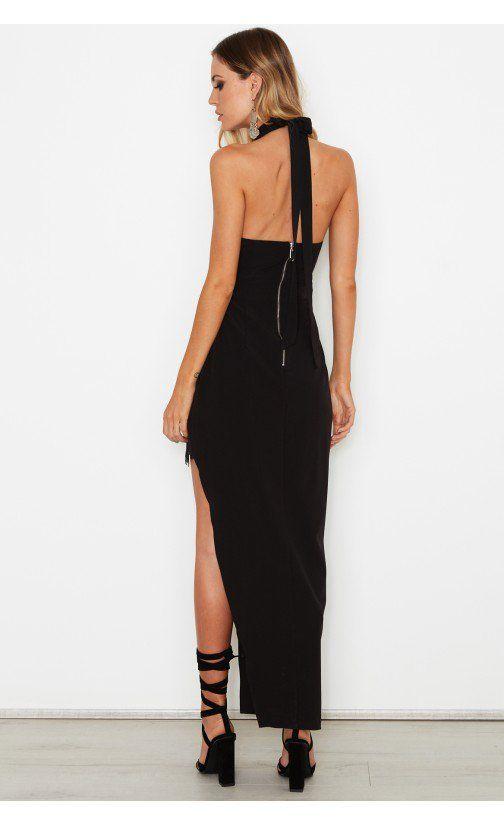 Katerina Maxi Dress Black Fashion Pinterest Formal Dresses