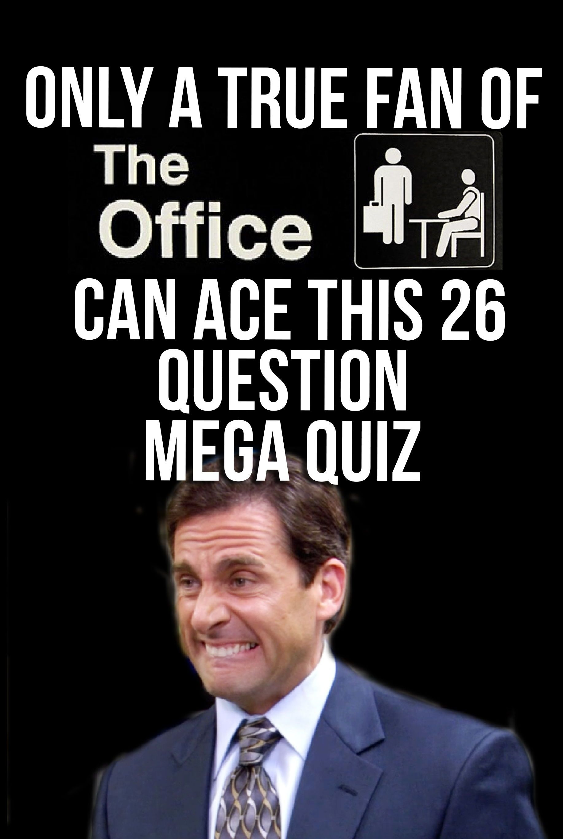 Michael Scott Couldnt Even Pass This Ultimate Offi