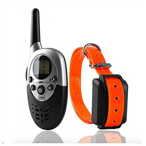 1000 Meters Remote Control Bark Device Waterproof Charge Training