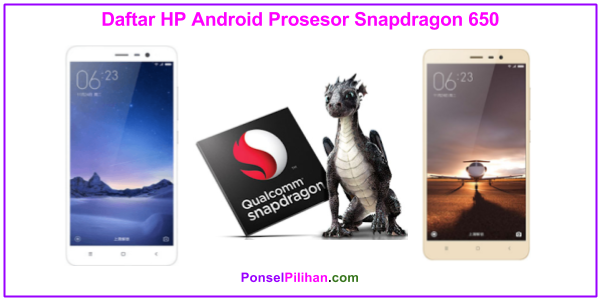 Hp Android Prosesor Snapdragon 650 Smartphone Pinterest Hp