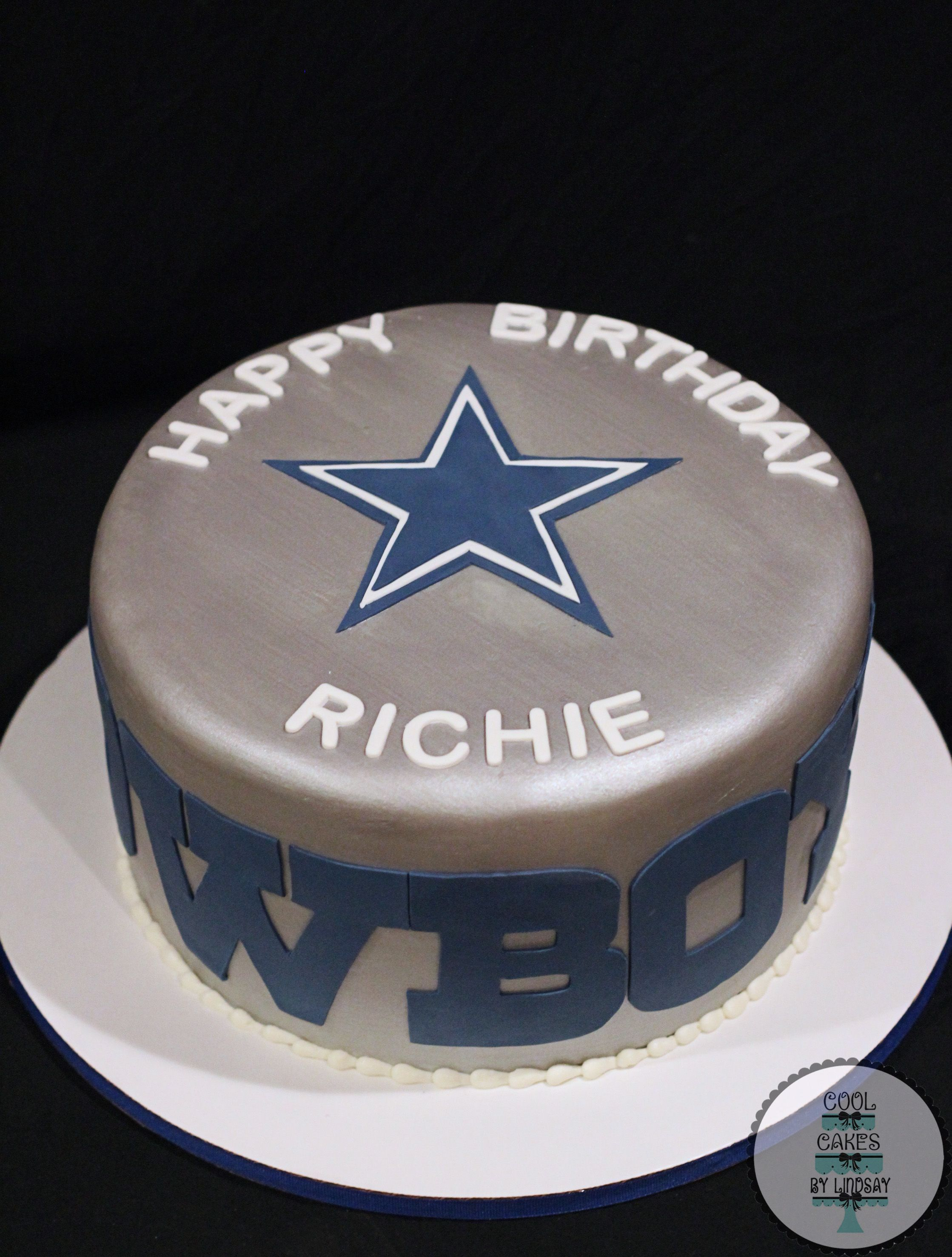 Dallas Cowboys Cake | things I like | Pinterest | Kuchen