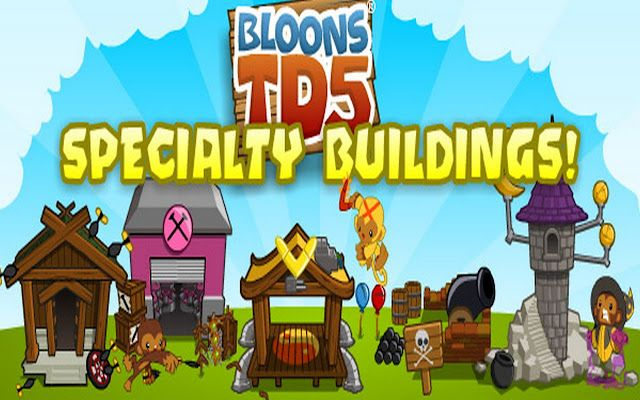 Btd4 with spike tower unblocked games to play