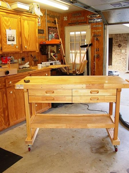 Harbor Freight Workbench My Workbench Update 11 Jpg With Images
