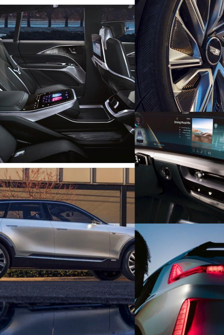 📸 @cadillac #cadillac #cadillaclyriq #automotive #electriccar #ev