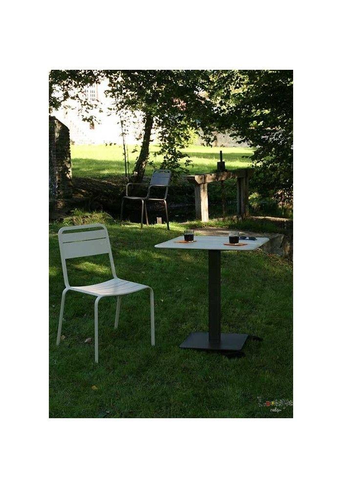 Table exterieur livrée gratuitement | Louisiane Design 2017 | Table ...
