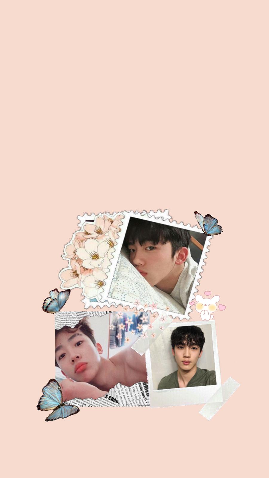 X1 Kim Yohan Phone Wallpaper Lockscreen Made By Me Feel