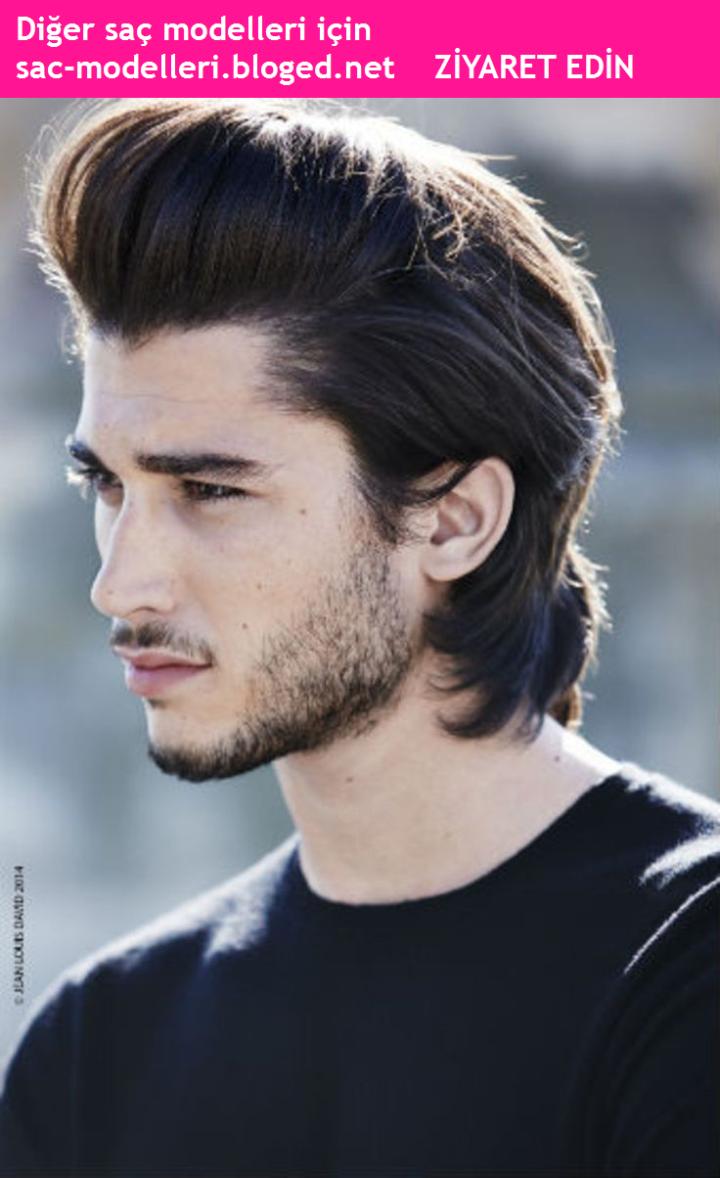 Yapmak Erkekler Icin Sac Kesimi Kiz Catlak Sac Kesimi Sac Uzun