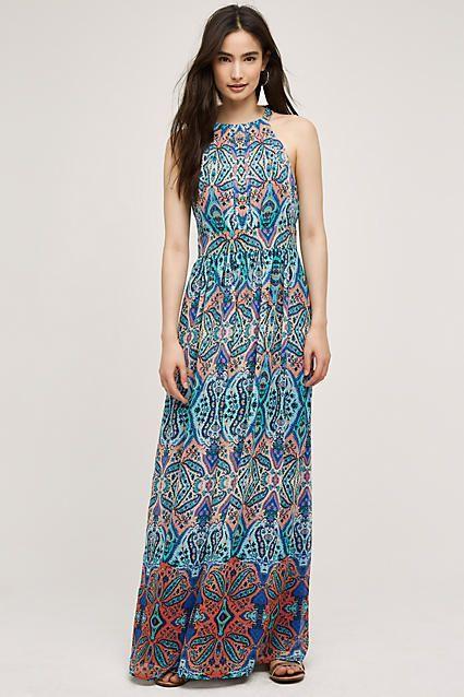 Cool Floral Maxi Dress Tioma Maxi Dress Check more at http ...