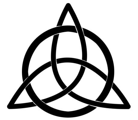 find out the meaning of a trinity circle tatoos i wish i was young