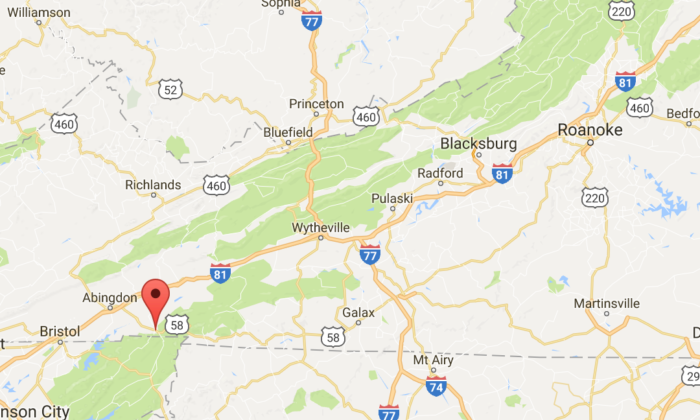 Damascus is located in southwest Virginia, not far from ...