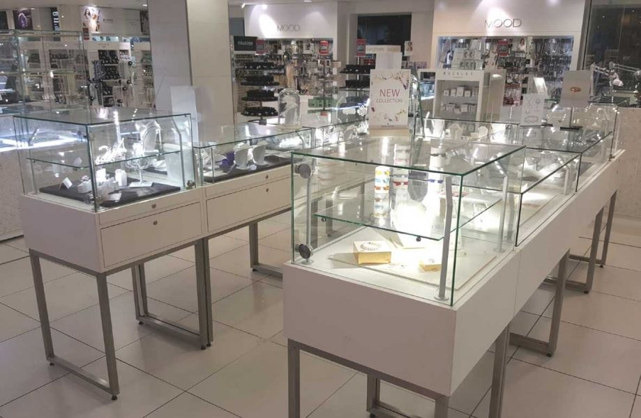 Aline Led Spotlights Display Lighting Ltd Lighting System Retail Interior Led