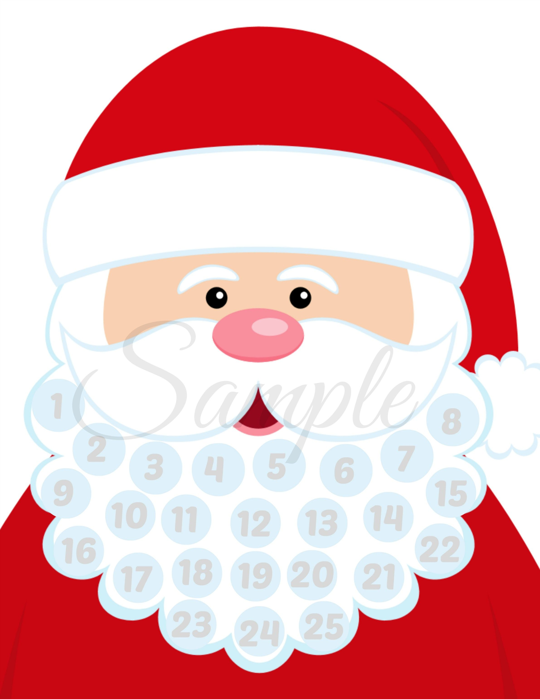 Printable Countdown To Christmas