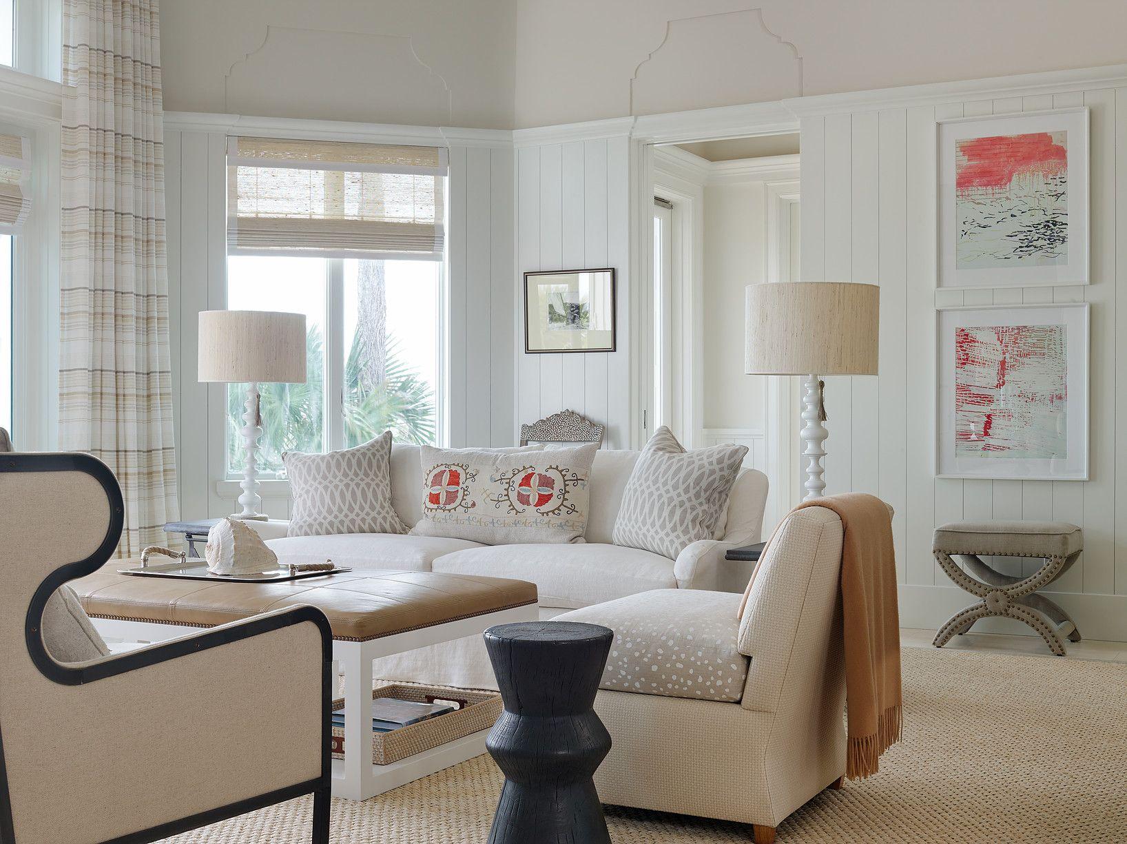 Rod Mickley Interiors creates beautiful Living Rooms