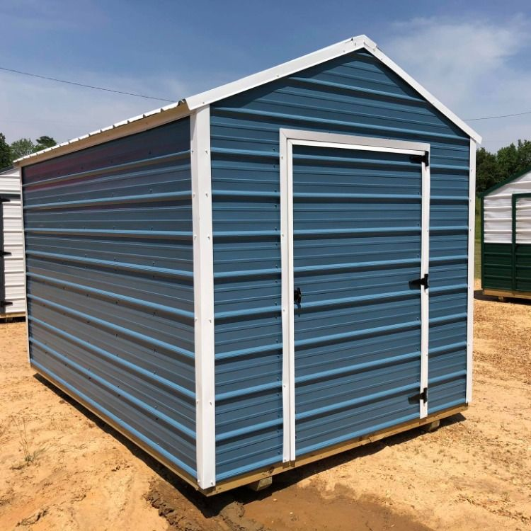 Metal Utility Shed Shed Utility Sheds Portable Buildings