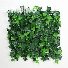[ $19 OFF ] 1.5 Sqm Artificial Ivy Privacy Fence Mat Plastic Uv Proof Green Garden Hedges Decorative Green Wall Outdoor Garden Decoration