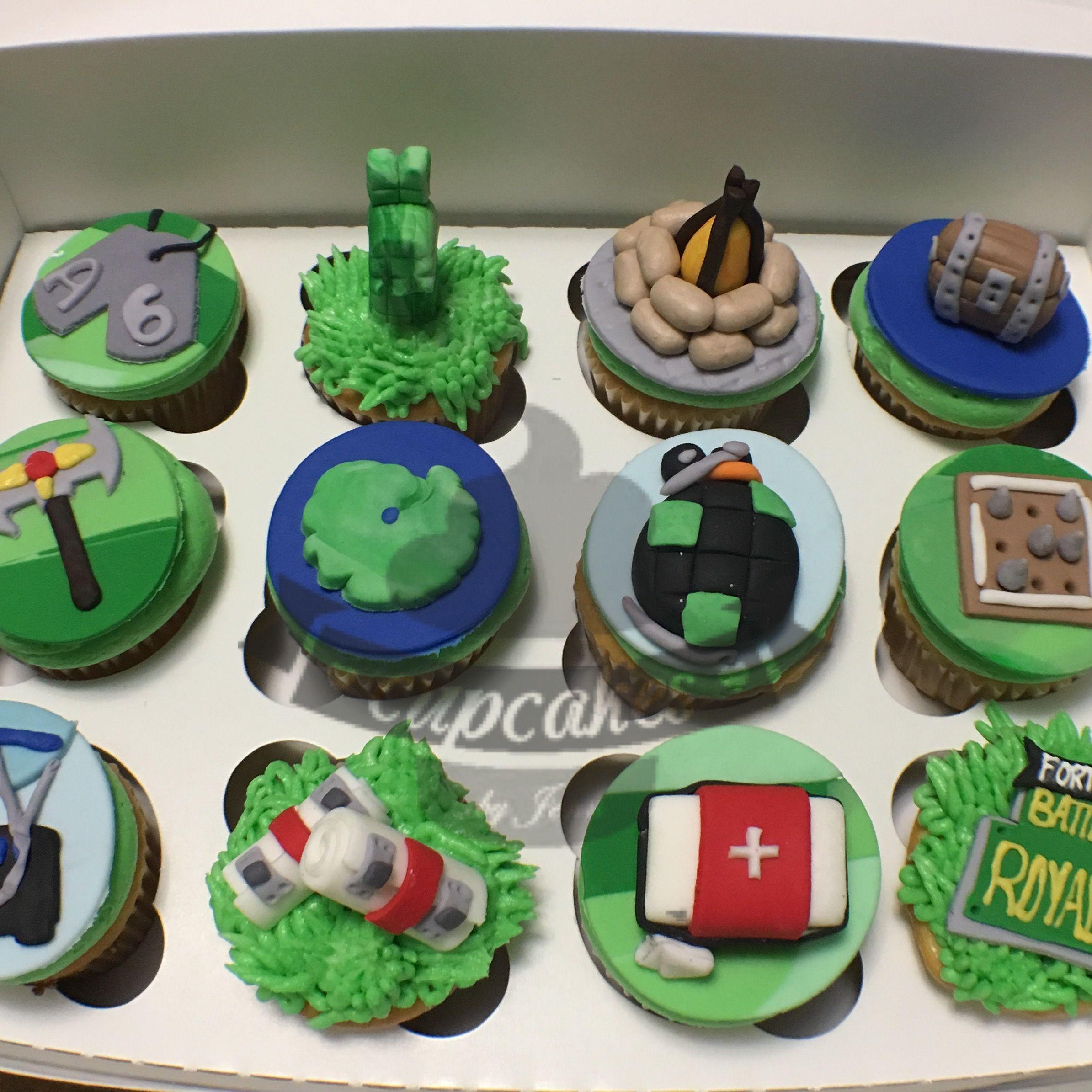 Cupcakes, Birthday Parties