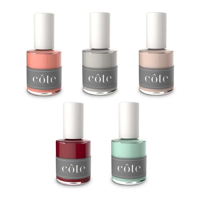 The New 5-Free Nail Polish Line You\'re Going To Love | Cruelty free ...
