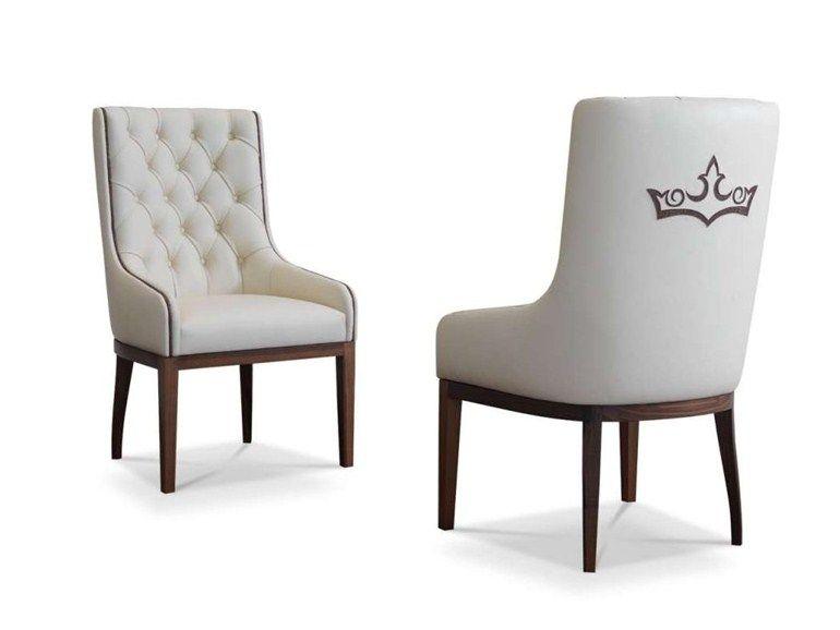 椅子 Poem Prince系列 By Formenti Leather Chair Chair Furniture