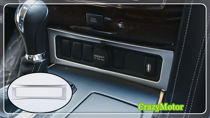 1PC For Nissan Patrol Y62 /Royale 2010-2018 / For Infiniti