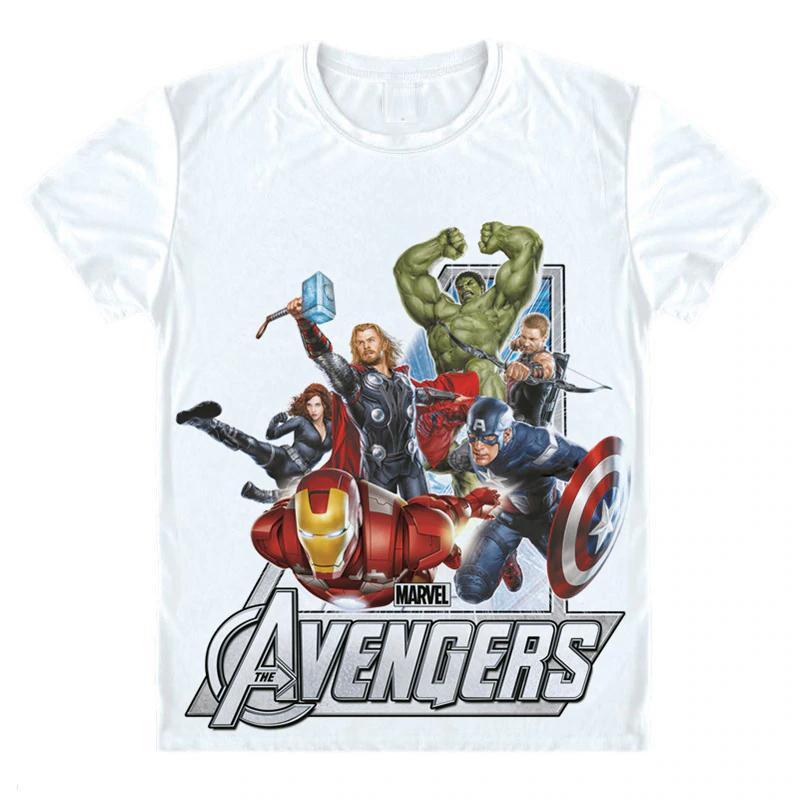 Black Widow T Shirt Marvel Comics MCU Movies Superhero Iron Man Gift Women Top