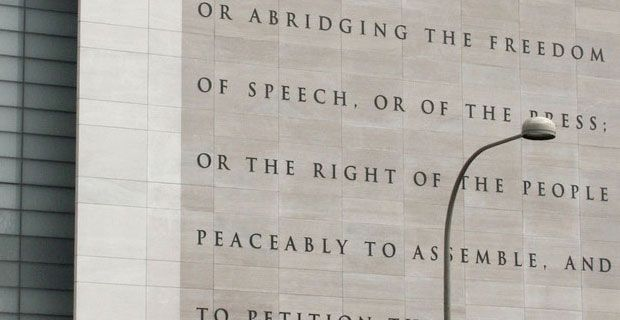 A THIRD OF AMERICANS DO NOT KNOW WHAT THE FIRST AMENDMENT IS Less Than 10% Know about Freedom of Press, Right To Assembly
