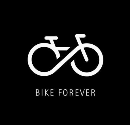 11 Logo Designs For Your Inspiration Cycling Quotes Cycling