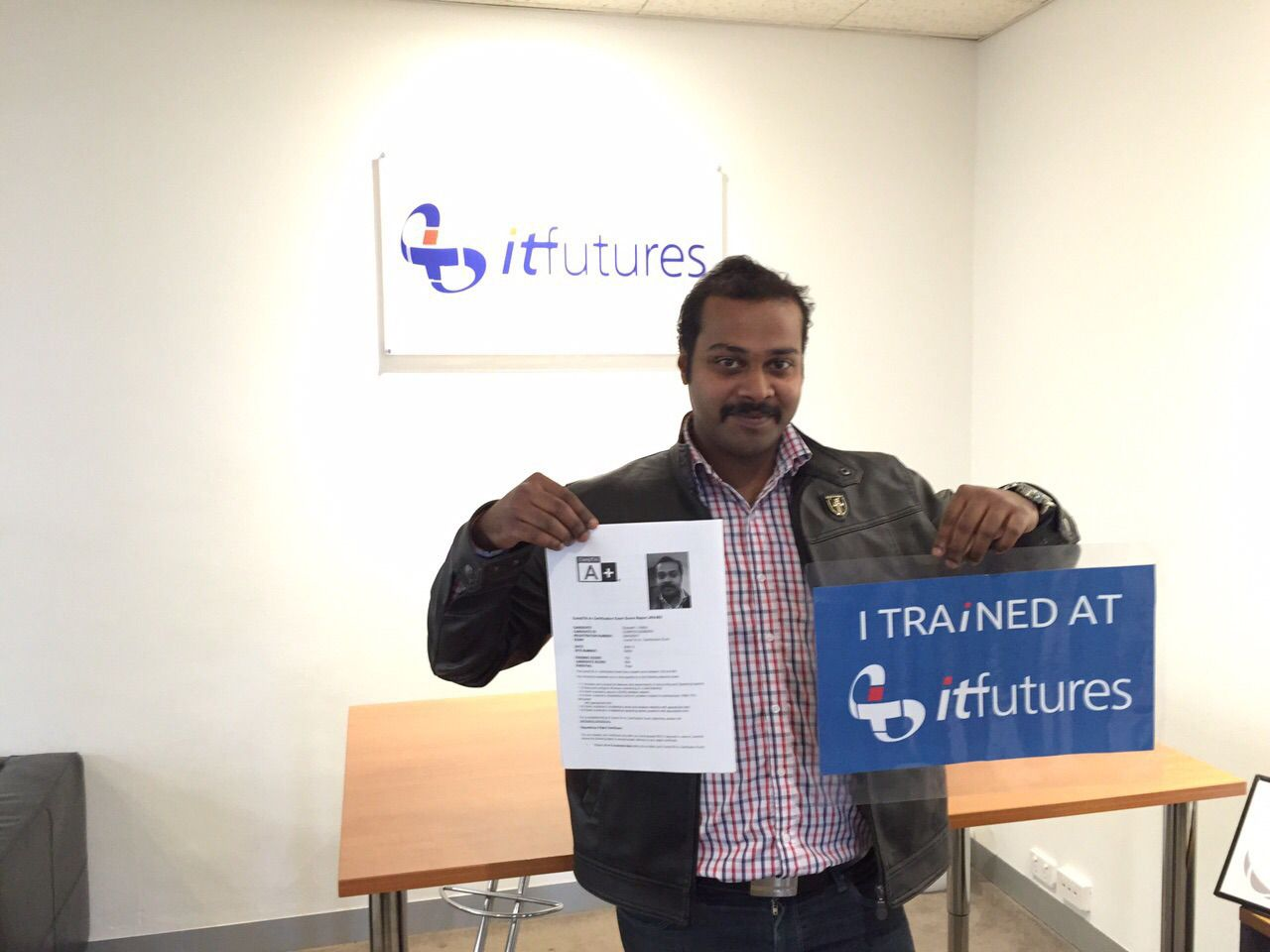 Way To Go Subeesh Comptia A Certified In Under 5 Weeks Microsoft