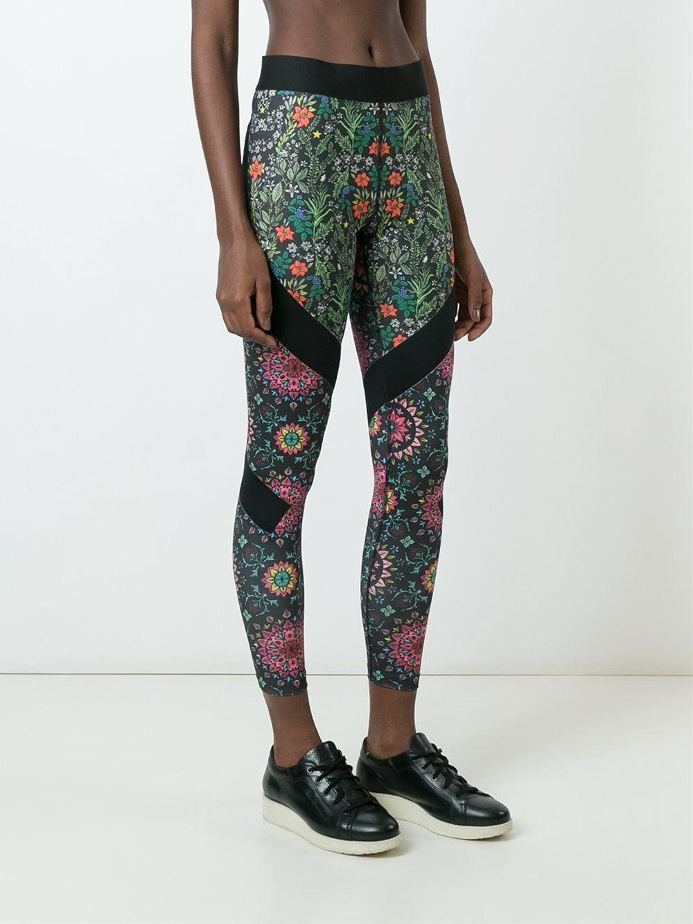 Nike NikeLab x RT floral leggings  84e555970