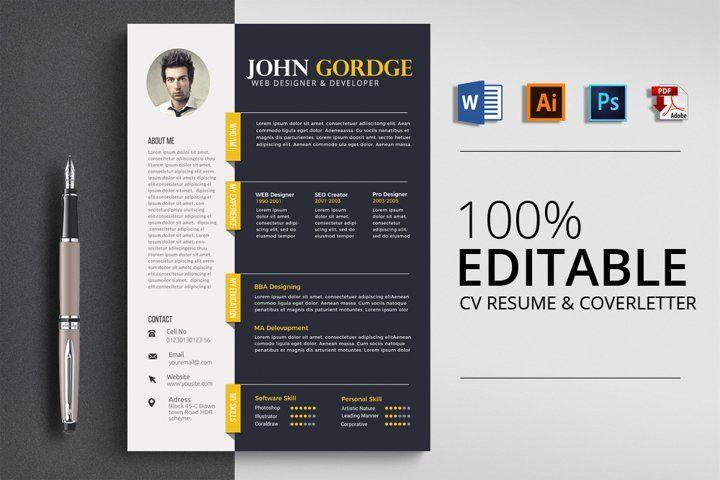 Cv resume office word file 98065 resume templates