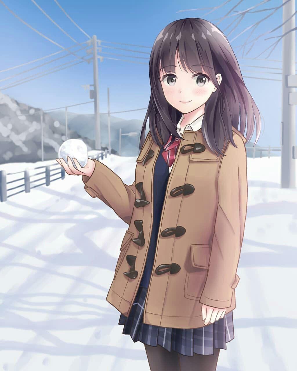 Anime❄ Snow ❄ Rain