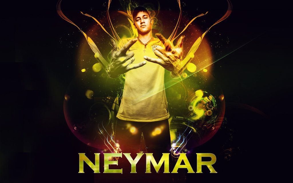 Neymar Brazil HD Wallpapers 5
