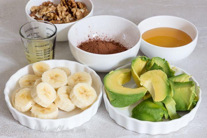 Шоколадно фруктовая диета