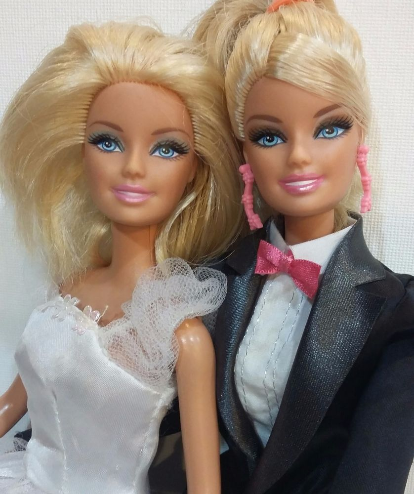 Is barbie a lesbian accept