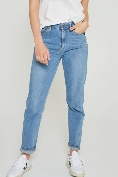 Kuyichi Jeans Mom Fit - Nora