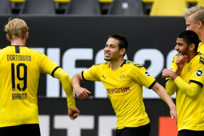 Astekbet, 2020 Borussia dortmund, Dortmund, Mac