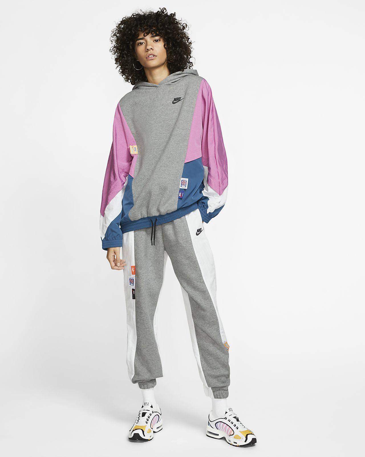 Pin By Miiiii Laa On Looks Tumblrs Adidas Outfit Pullover Hoodie Nike Sportswear [ 1600 x 1280 Pixel ]