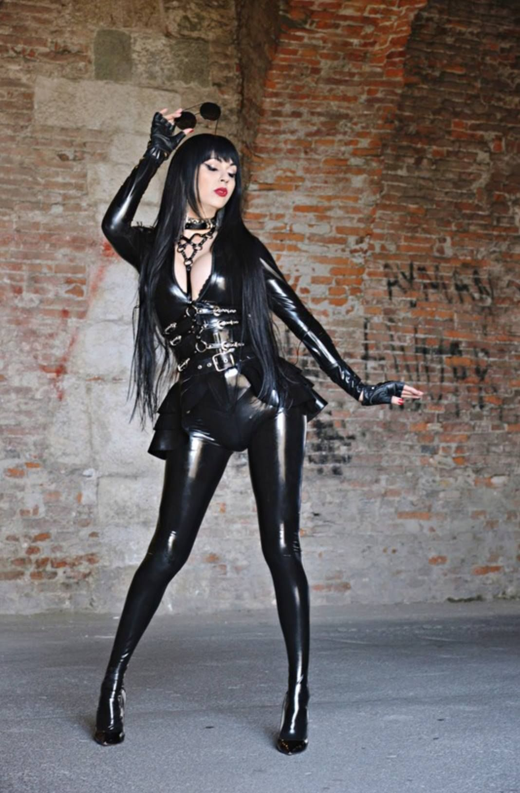 Best rubber latex images on pinterest sexy latex fetish
