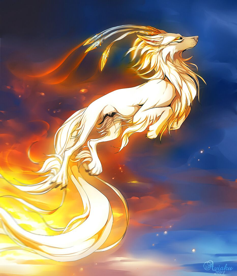 .The Firebird. by on DeviantArt
