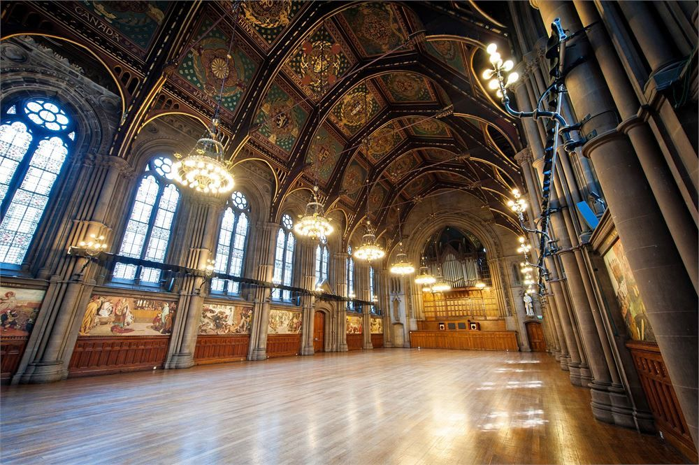 The Town Hall Manchester Wedding Venue Greater