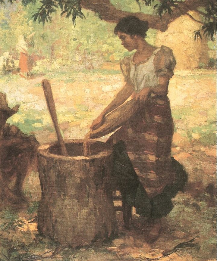 Fernando Amorsolo Filipino art, Philippine art, Most